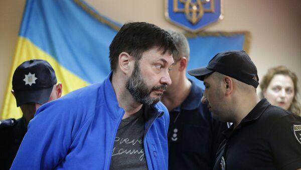 Вышинского опять оставили в СИЗО - Sputnik Азербайджан
