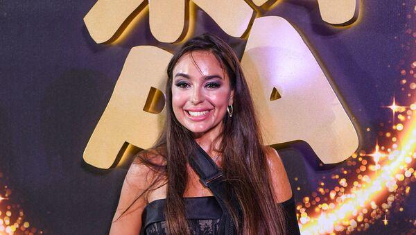 Лейла Алиева на красной дорожке фестиваля Жара-2019 - Sputnik Азербайджан