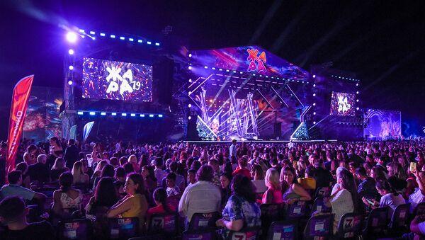 Международный музыкальный фестиваль Жара 2019 в Баку - Sputnik Азербайджан