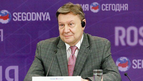Юрий Рогулев - Sputnik Азербайджан