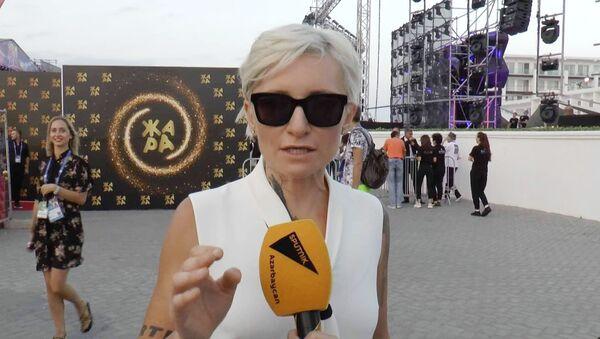 Диана Арбенина - Sputnik Азербайджан