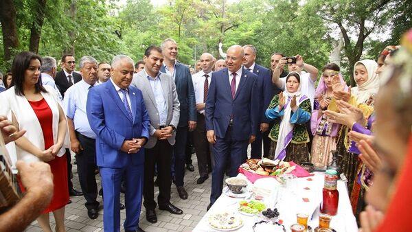 Кулинарный фестиваль в Губе - Sputnik Азербайджан