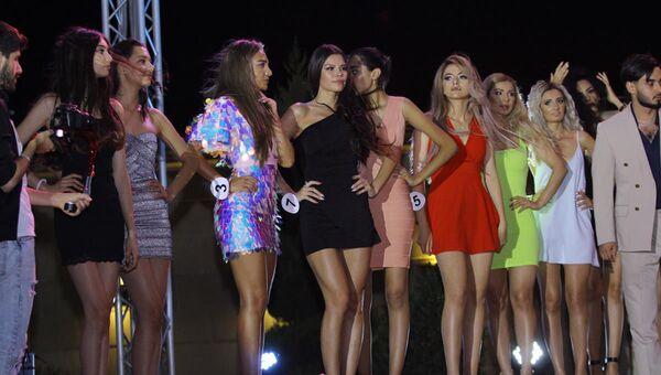 Конкурс красоты Miss&Mister Planet Azerbaijan 2019  - Sputnik Азербайджан