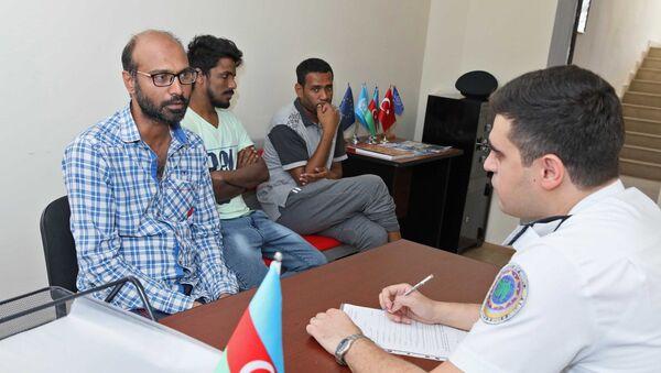 Миграционная служба задержала около 200 мигрантов-нарушителей - Sputnik Азербайджан