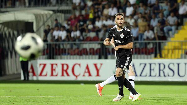 Qarabağ - Dundalk matçı - Sputnik Azərbaycan