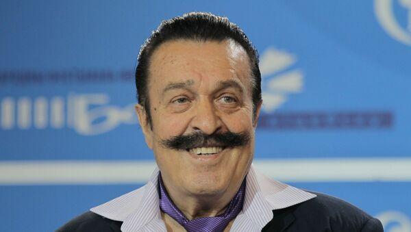 Певец и автор-исполнитель Вилли Токарев, фото из архива - Sputnik Азербайджан
