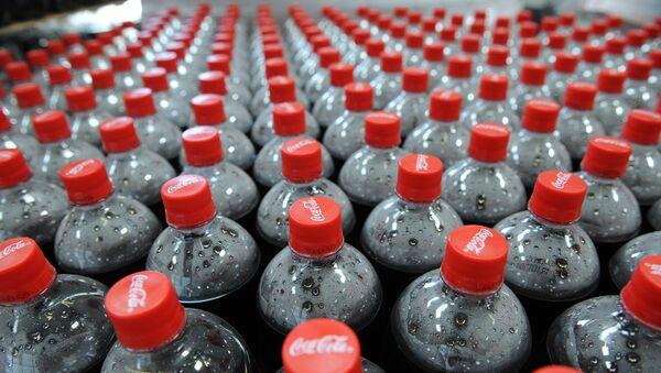 Coca-Cola - Sputnik Azərbaycan