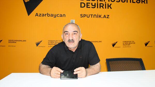 Рауф Умудов - Sputnik Azərbaycan