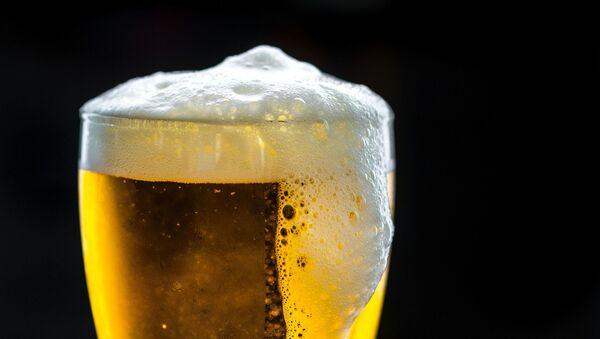 Пиво, фото из архива - Sputnik Азербайджан