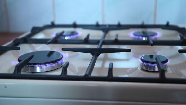 Газовая плита, фото из архива - Sputnik Азербайджан