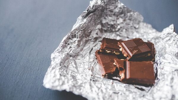 Şokolad, arxiv şəkli - Sputnik Azərbaycan