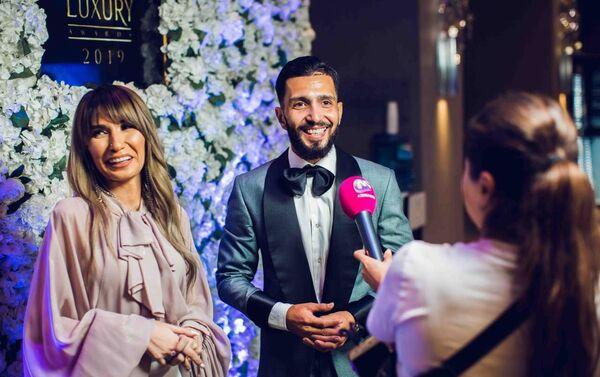 Церемония награждения победителей международного проекта Luxury Awards-2019 - Sputnik Азербайджан