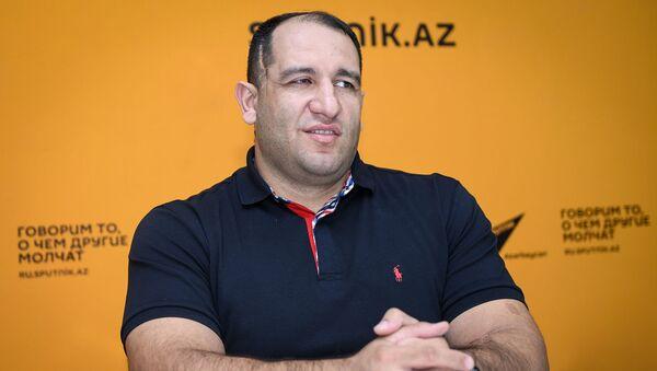 İlham Zəkiyev - Sputnik Azərbaycan