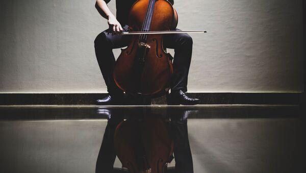 Музыка, фото из архива - Sputnik Азербайджан