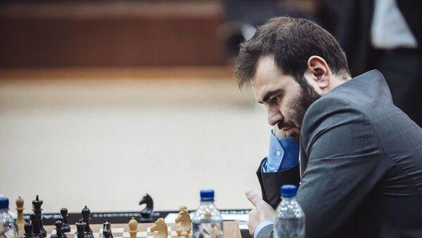 Шахрияр Мамедъяров, фото из архива - Sputnik Азербайджан
