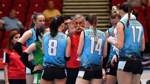 Игроки сборной Азербайджана по волейболу - Sputnik Азербайджан