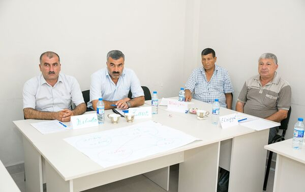 Тренинг для проводников на железной дороге по теме Удовлетворенность клиентов - Sputnik Азербайджан