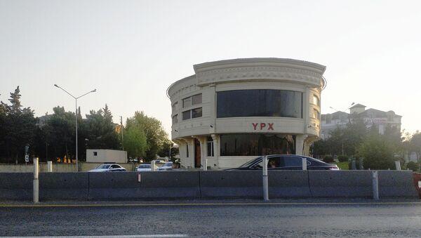 Bakı-Sumqayıt yolunda YPX postu, arxiv şəkli - Sputnik Azərbaycan