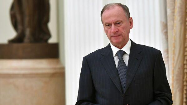 Секретарь Совета безопасности РФ Николай Патрушев - Sputnik Азербайджан