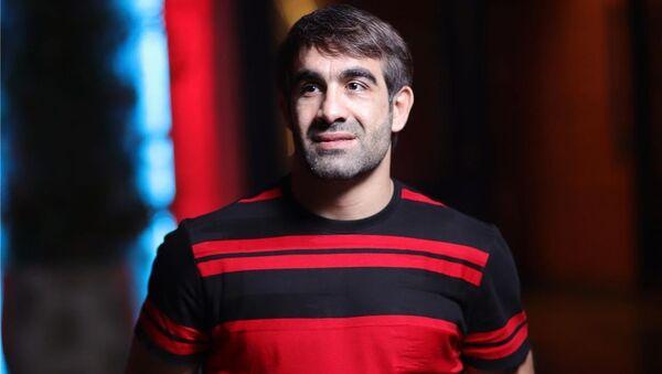Бриллиант мирового каратэ и самый титулованный каратист Азербайджана Рафаэль Агаев - Sputnik Азербайджан