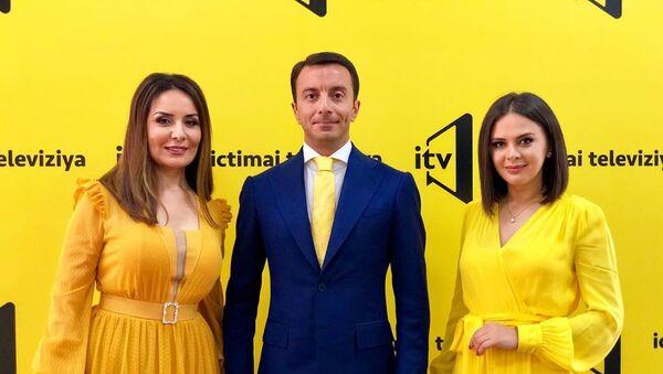 Nailə İslamzadə (solda) - Sputnik Azərbaycan