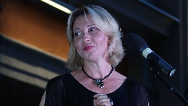 Актриса Юлия Рутберг, фото из архива - Sputnik Азербайджан