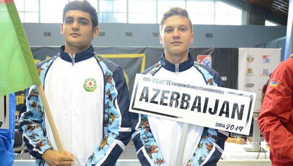Азербайджанские боксеры - Sputnik Азербайджан