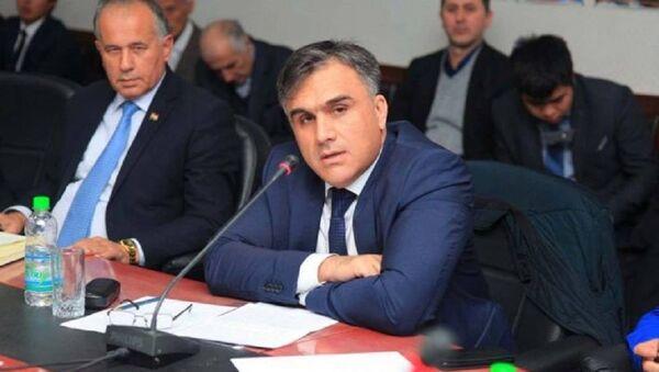 Директор российского Центра изучения современного Афганистана Омар Нессар - Sputnik Азербайджан