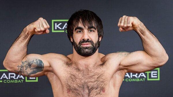 Азербайджанский каратист Рафаэль Агаев, фото из архива - Sputnik Азербайджан