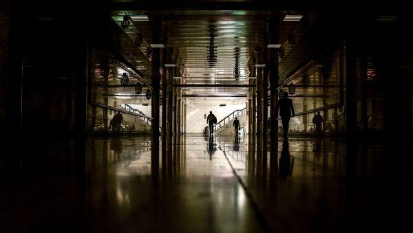 Подземный переход в Баку, фото из архива - Sputnik Азербайджан