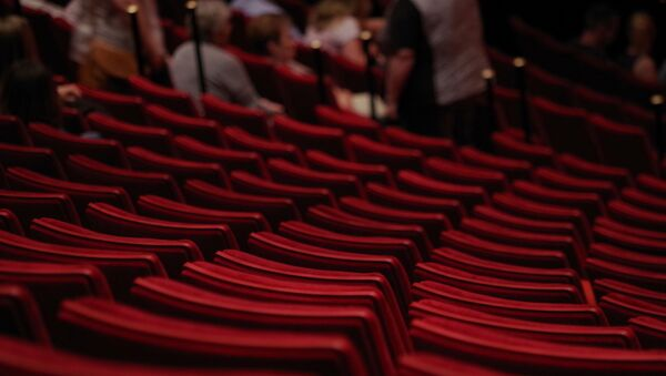 Teatr, arxiv şəkli - Sputnik Azərbaycan