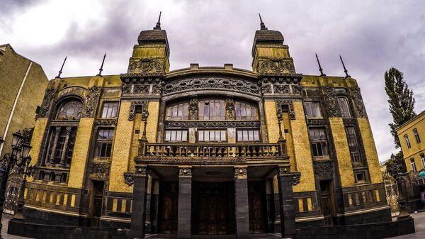 Akademik Milli Opera və Balet Teatrı, arxiv şəkli - Sputnik Азербайджан