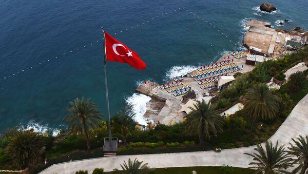 Antalya, arxiv şəkli - Sputnik Азербайджан