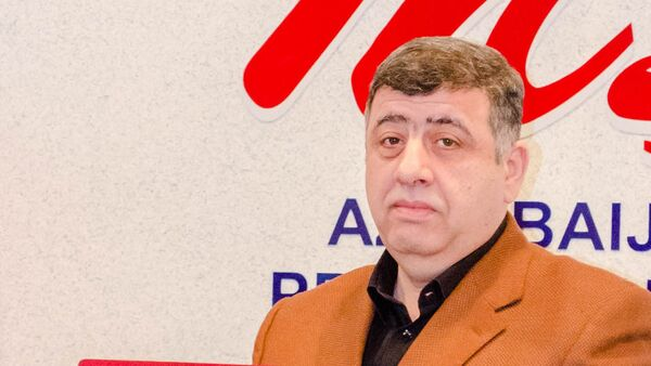 Orxan Fikrətoğlu - Sputnik Azərbaycan