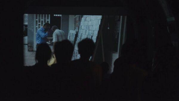 Международный фестиваль документальных фильмов DokuBaku, фото из архива - Sputnik Азербайджан
