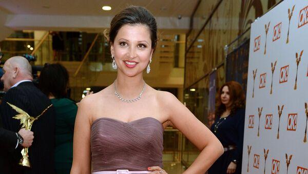 Яна Батыршина, фото из архива - Sputnik Азербайджан