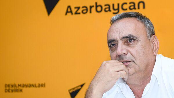 Füzuli Hüseynov xalq artisti - Sputnik Azərbaycan