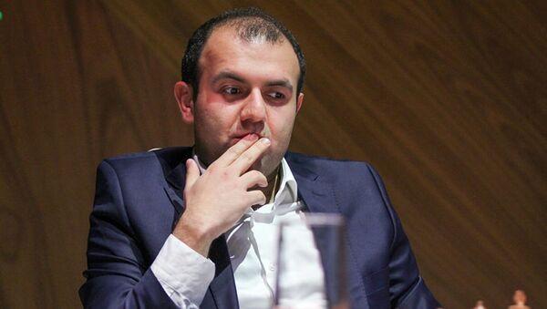 Азербайджанский гроссмейстер Рауф Мамедов - Sputnik Азербайджан
