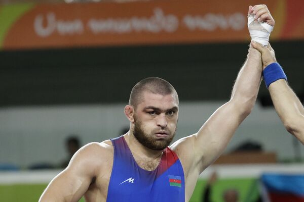 Шариф Шарифов, фото из архива - Sputnik Азербайджан