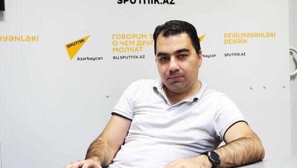 Теймур Тушиев - Sputnik Азербайджан