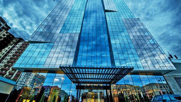 Demirchi Tower, arxiv şəkli - Sputnik Azərbaycan