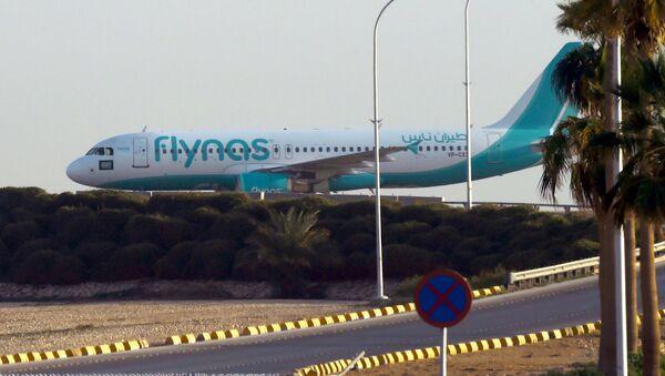 Самолет авиакомпании Саудовской Аравии Flynas, фото из архива - Sputnik Азербайджан
