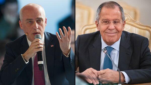 Россия -Грузия - переговоры - Sputnik Азербайджан