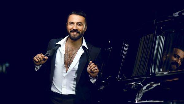 Азербайджанский исполнитель Замик Гусейнов - Sputnik Азербайджан
