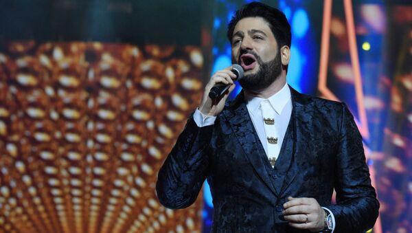 Оперный певец Юсиф Эйвазов, фото из архива - Sputnik Азербайджан