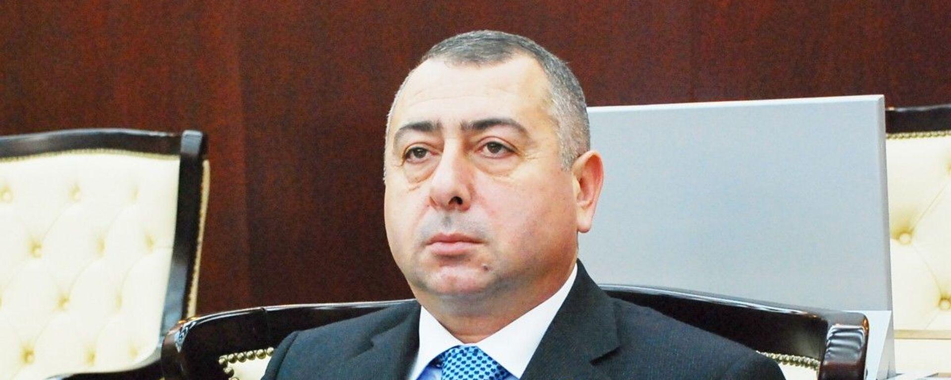 Rafael Cəbrayılov, arxiv şəkli - Sputnik Азербайджан, 1920, 02.04.2021