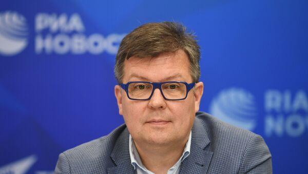 Директор Международного института новейших государств Алексей Мартынов - Sputnik Азербайджан