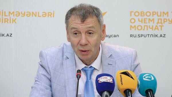 В вопросе Карабаха все больше стран поддерживают Азербайджан – Марков - Sputnik Азербайджан
