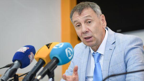 """""""Dağlıq Qarabağ problemində əsas məqam onun ikibaşlı olmasıdır"""" – Markov  - Sputnik Azərbaycan"""