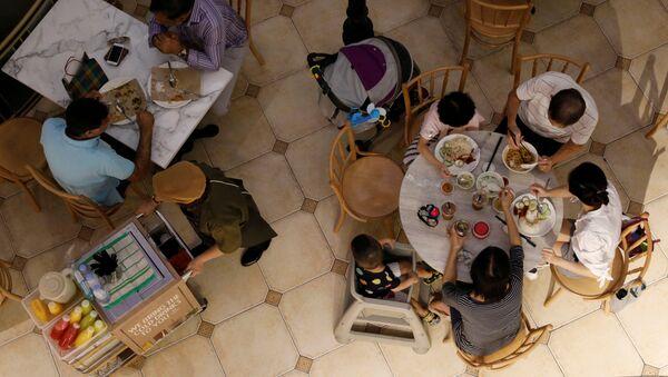 Ресторан, фото из архива - Sputnik Азербайджан